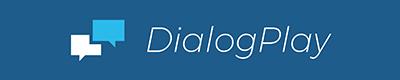 新着ソリューション 『DialogPlay』~ユーザーの困ったを理解してくれるチャッ トボットを育てよう!!~  簡単にGUIベースでチャットボットを作成できるSaaS型のクラウドサービスです。